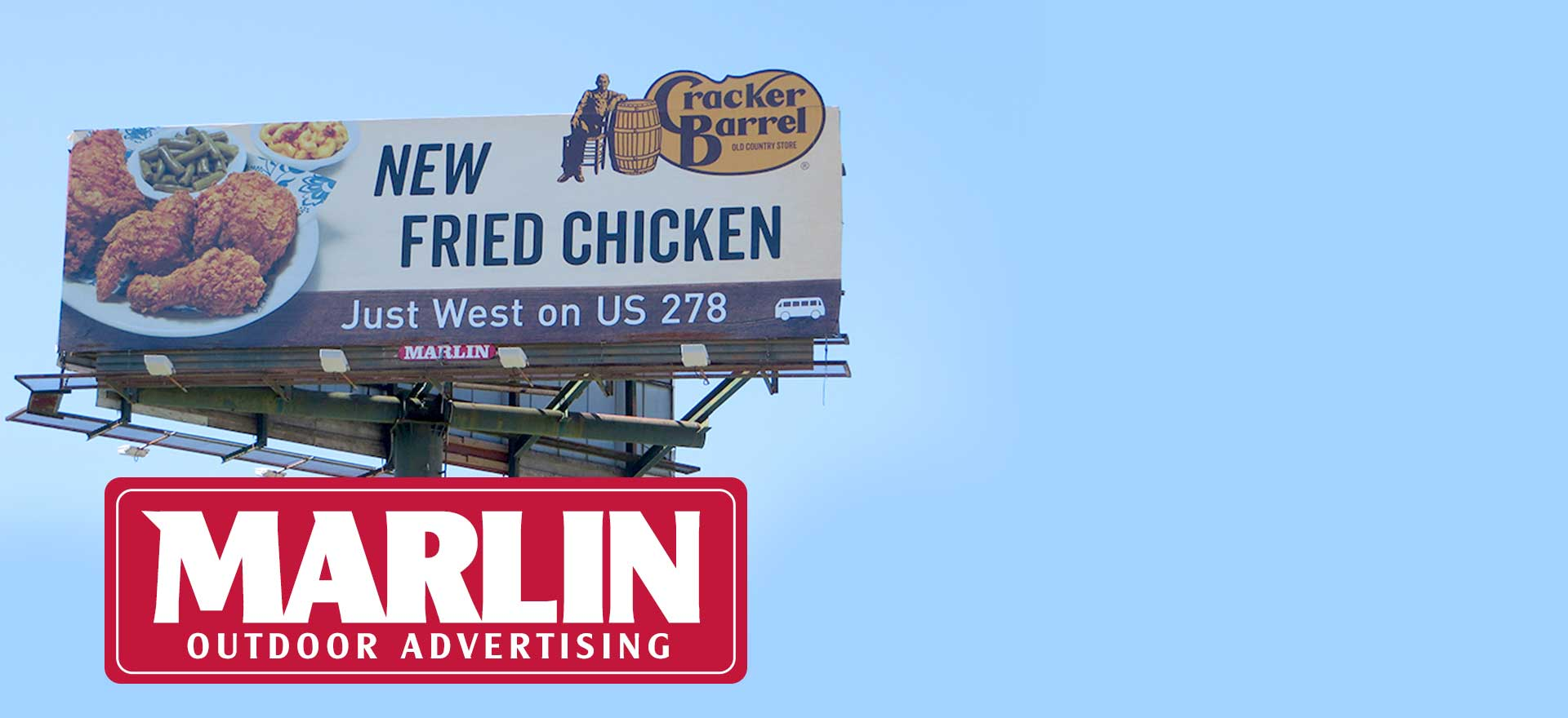 Marlin Outdoor Advertising